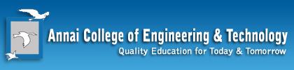 ANNAI COLLEGE OF ENGINEERING